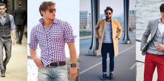 Men's Fashion Trends in 2017