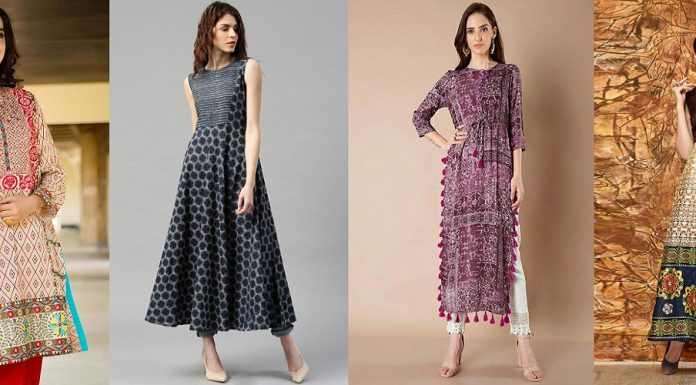 Wear Kurti Anywhere And Everywhere